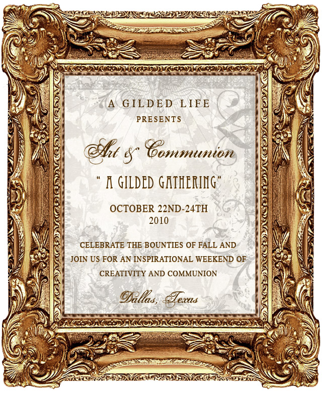 A Gilded Gathering copy