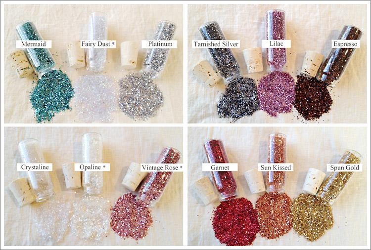 Vintage Glitter Guide